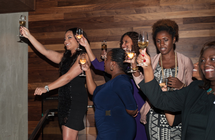 Black Women Lawyers of Northern CA - Holiday Party